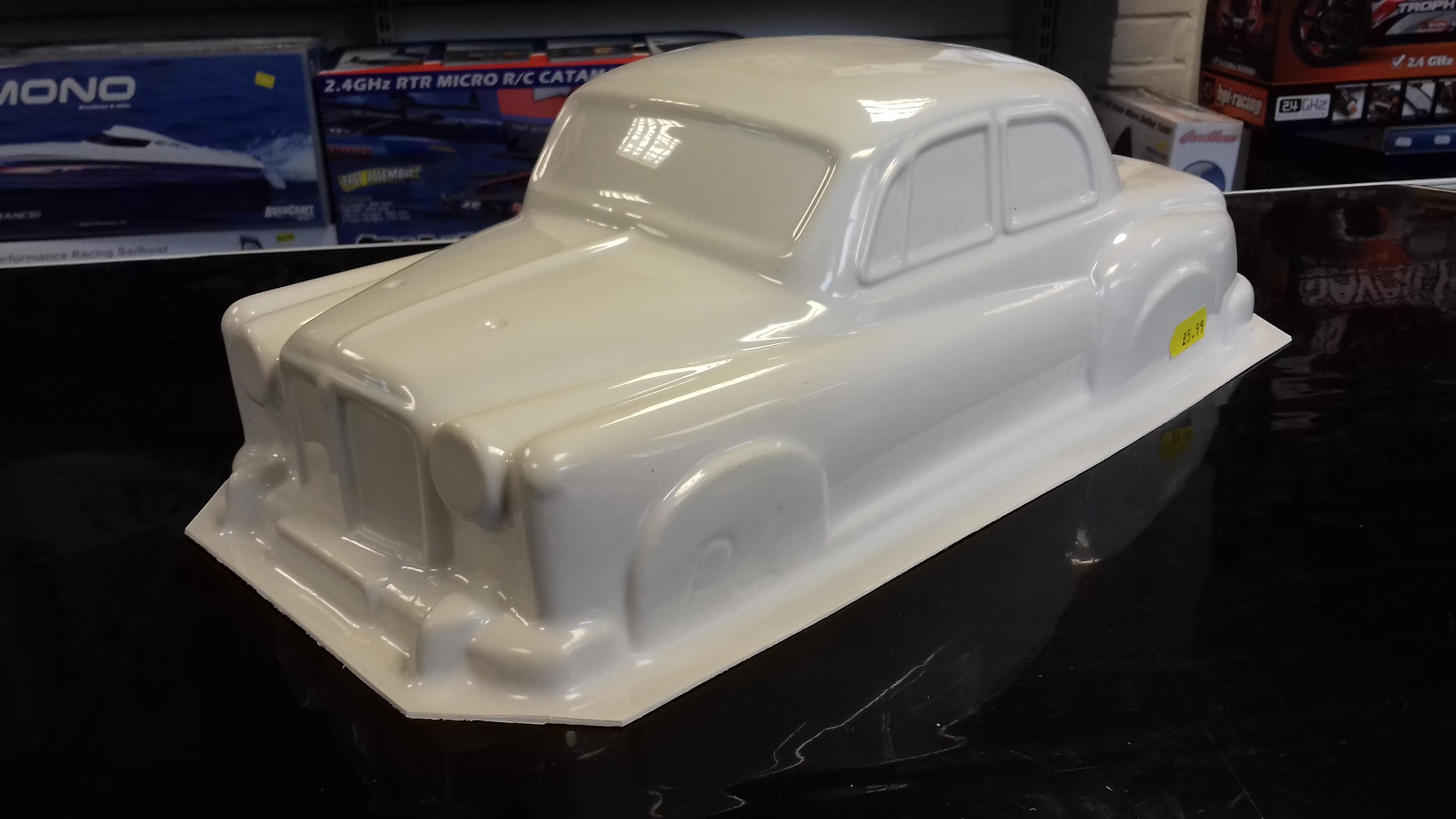 Kamtec Rover P4 ABS Body