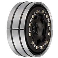 PRO-LINE TITUS 2.2 BEADLOC BLACK/BLACK WHEELS W/O WEIGHTS