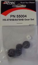 HS-475HB & HS-5475HB Karbonite Gear Set