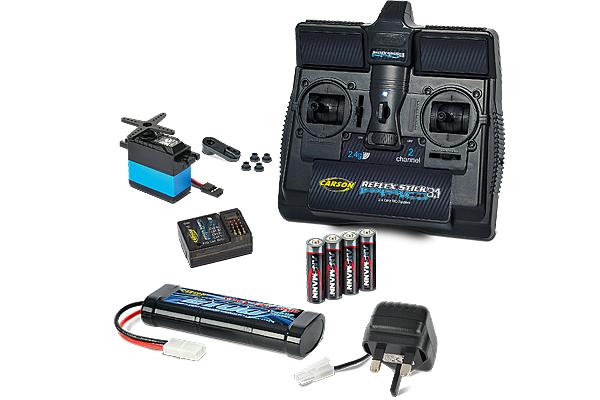 Carson RC Reflex Stick Pro 3.1 Elektro Starter Set