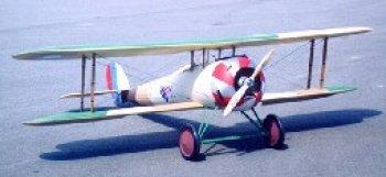 1/3 Scale Nieuport 28c