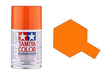 Tamiya PS-62 Pure Orange