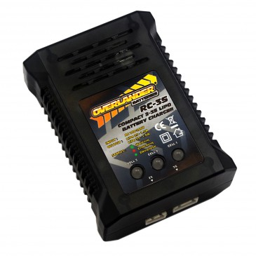 Overlander RC-3S Lipo Charger