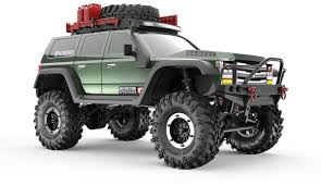 Redcat Racing Everest Gen7 Pro Crawler - Black Edition