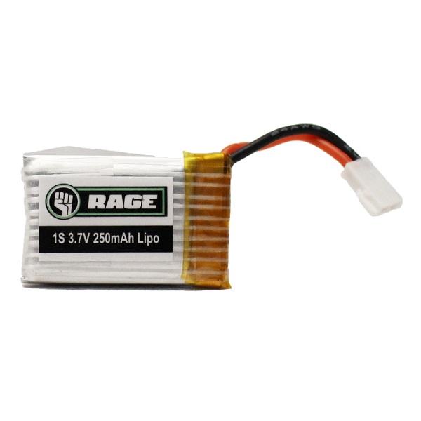 1S 3.7V 250mAH lipo Battery