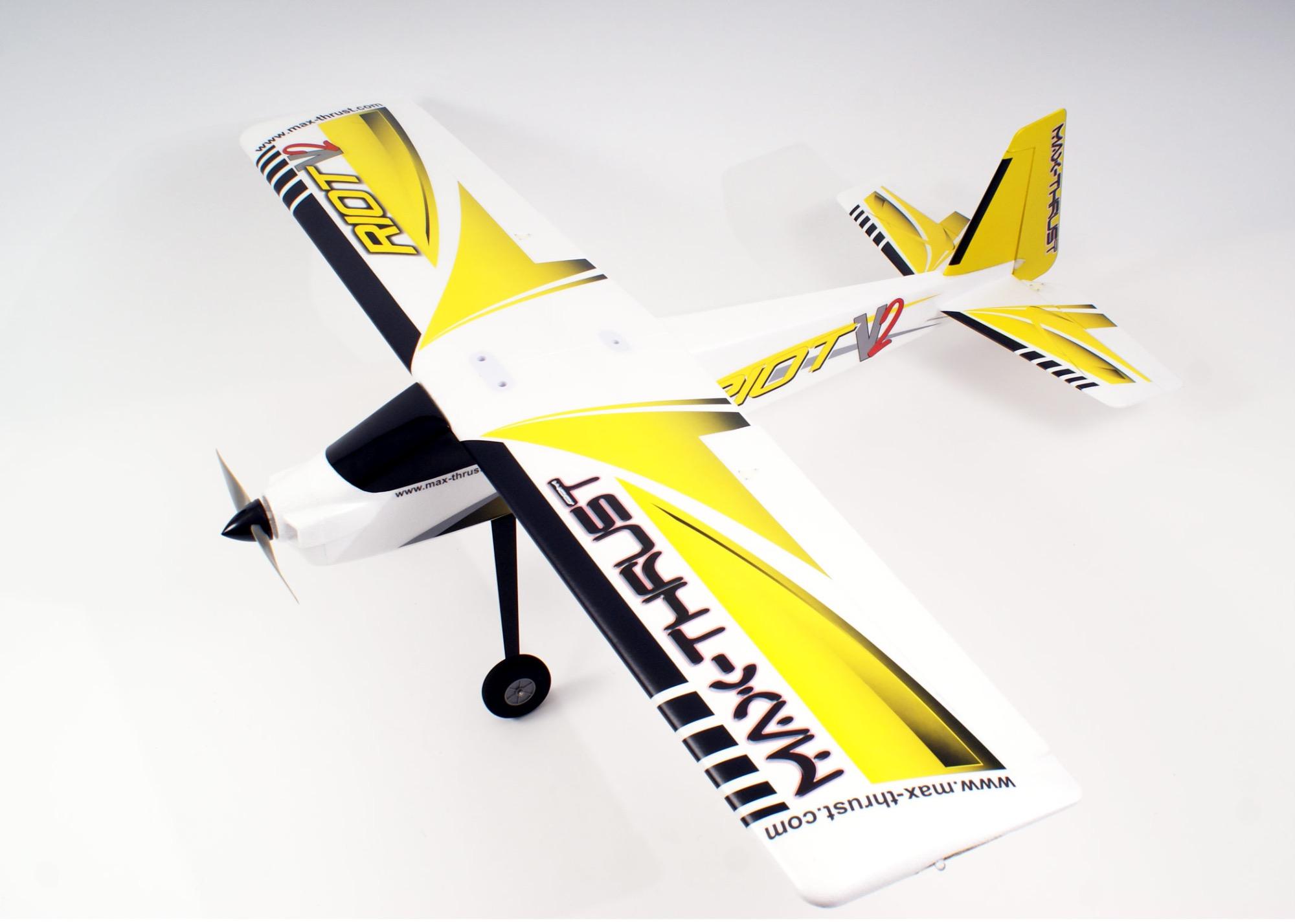 Max Thrust RIOT V2 PNP - Yellow