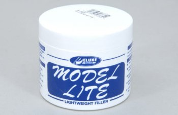 Model Lite Lightweight Filler 250ml (White)