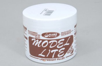 Model Lite Lightweight Filler (Balsa)
