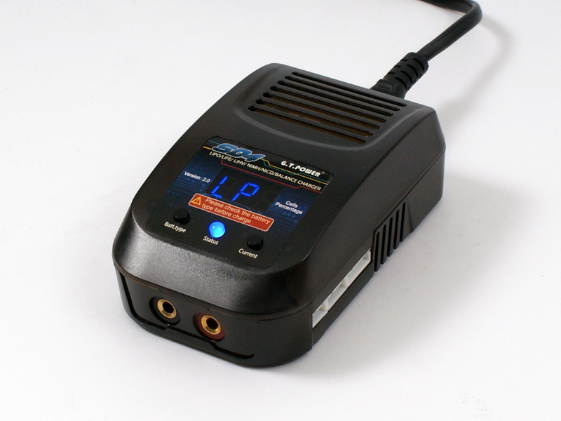 GT POWER SD4 240V CHARGER