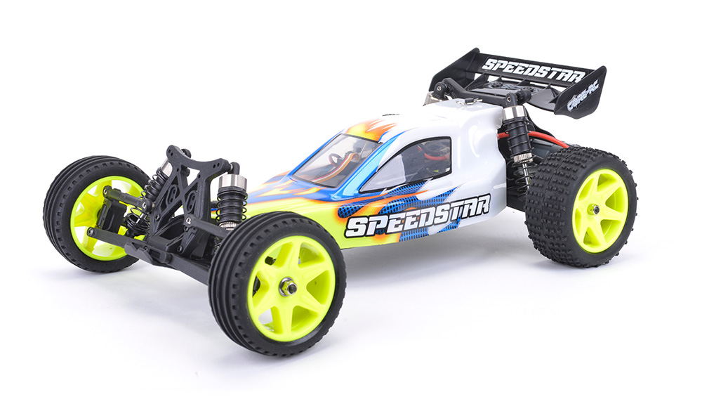 CORE RC Speedstar 1/12 - White