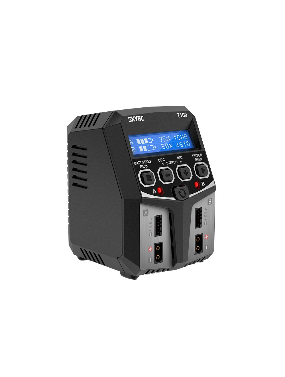 SKYRC T100 AC 100W DUAL BALANCE CHARGER
