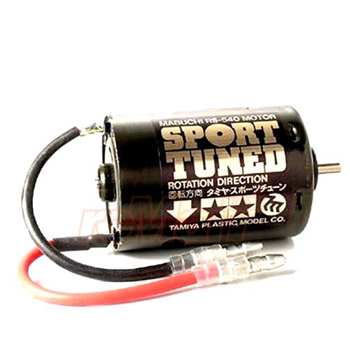 Tamiya RS-540 Sport Tuned Brushed Motor