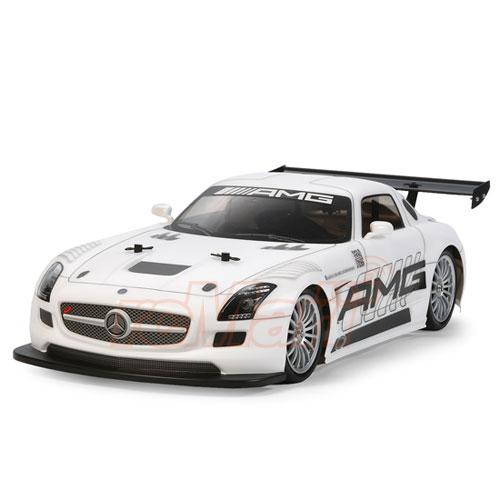 Tamiya Mercedes-Benz SLS AMG GT3 TT-02 Tamiya ESC