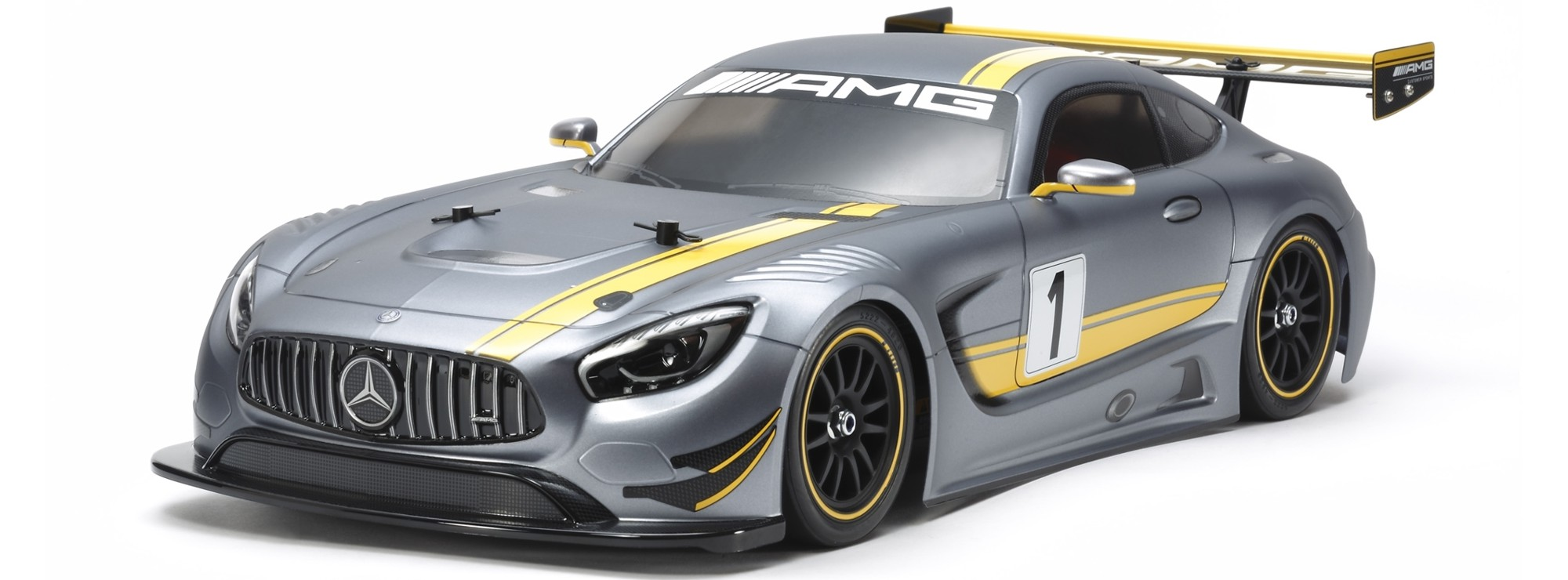 Tamiya Mercedes AMG GT3 TT -02 With ESC