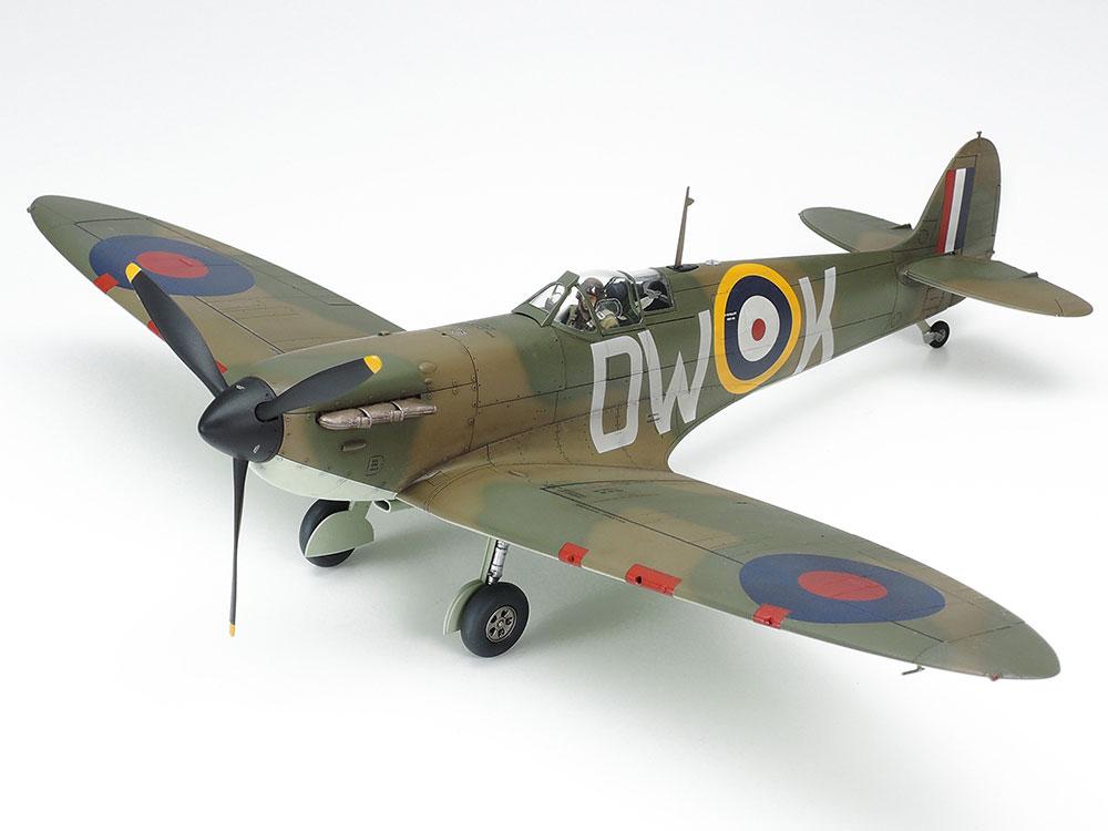 Tamiya 1/48 Spitfire MK1