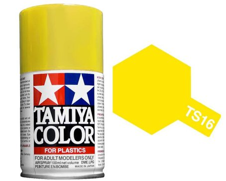 Tamiya TS-16 Yellow