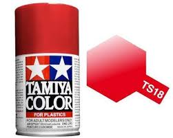 Tamiya TS-18 Metallic Red