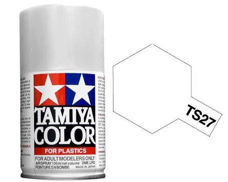 Tamiya TS-27 Matt White