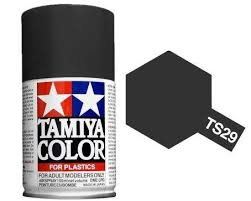 Tamiya TS-29 Semi Gloss Black