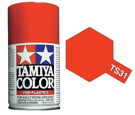 Tamiya TS-31 Bright Orange