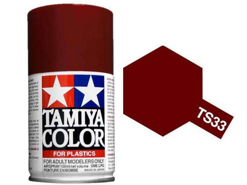 Tamiya TS-33 Dull Red