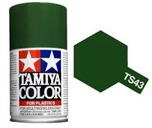Tamiya TS-43 Racing Green
