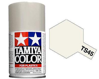 Tamiya TS-45 Pearl White