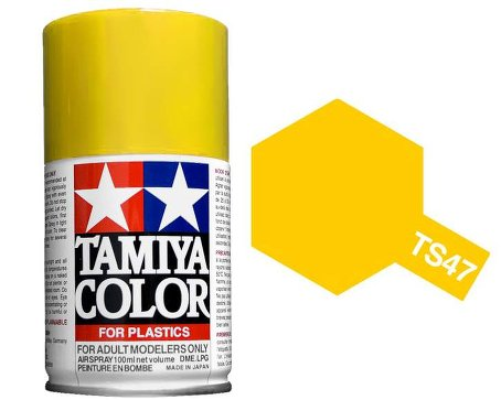 Tamiya TS-47 Chrome Yellow