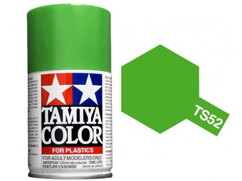 Tamiya TS-52 Candy Lime Green