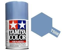 Tamiya TS-58 Pearl Light Blue