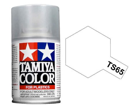 Tamiya TS-65 Pearl Clear