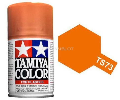 Tamiya TS-73 Clear Orange
