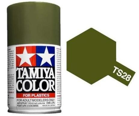Tamiya TS-28 Olive Drab 2