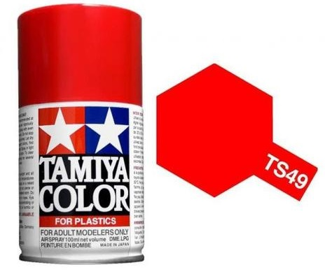 Tamiya TS-49 Bright Red