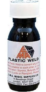 EMA Plastruct Plastic Weld Liquid Cement PPC2