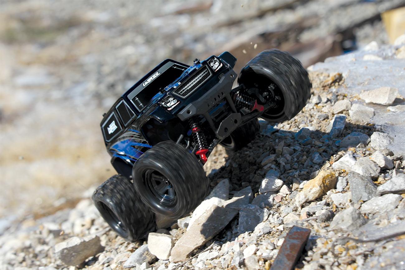 Traxxas LaTrax Teton 1/18 4WD (2.4GHz/7.2V/DC Chg) Blue