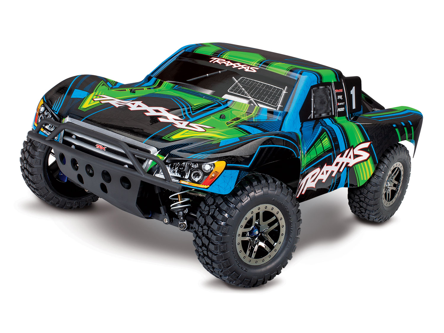 Traxxas Slash Ultimate VXL Brushless 4WD TSM (TQi Bt/No Bat,Chg)