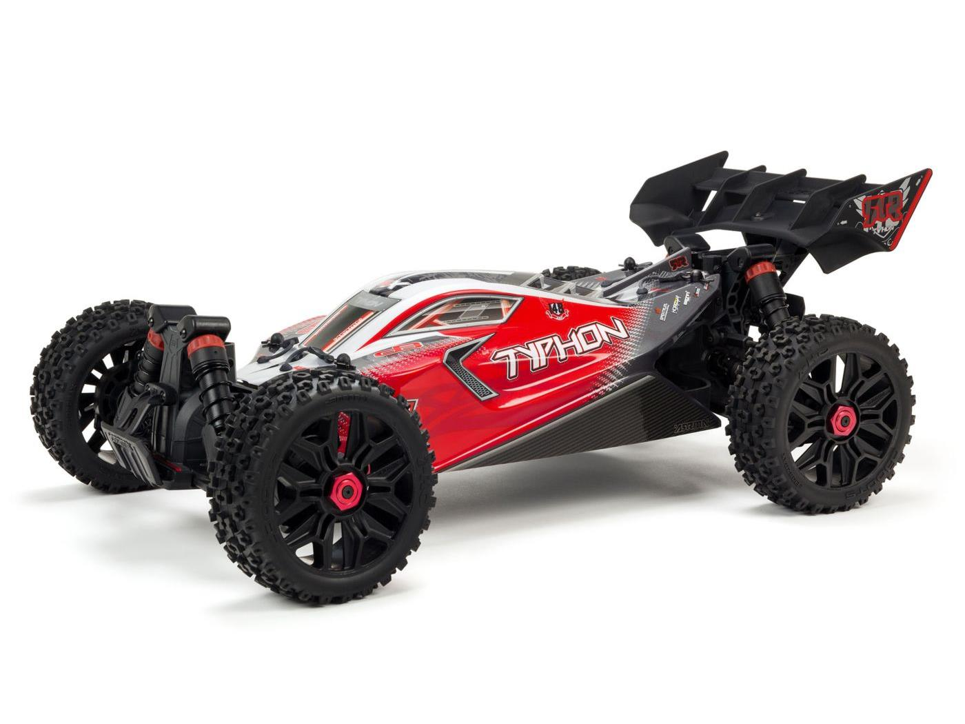 Arrma Typhon 3S BLX 4WD Speed Buggy ARTR
