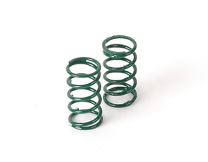 Suspension Spring 14lb/in Green (pr) - SupaStox