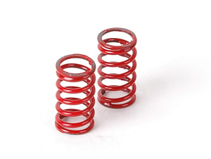 Suspension Spring 19lb/in Red (pr) - SupaStox