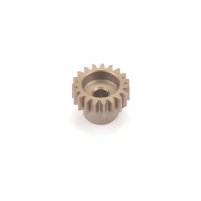 17T STEEL PINION - 0.6 MOD