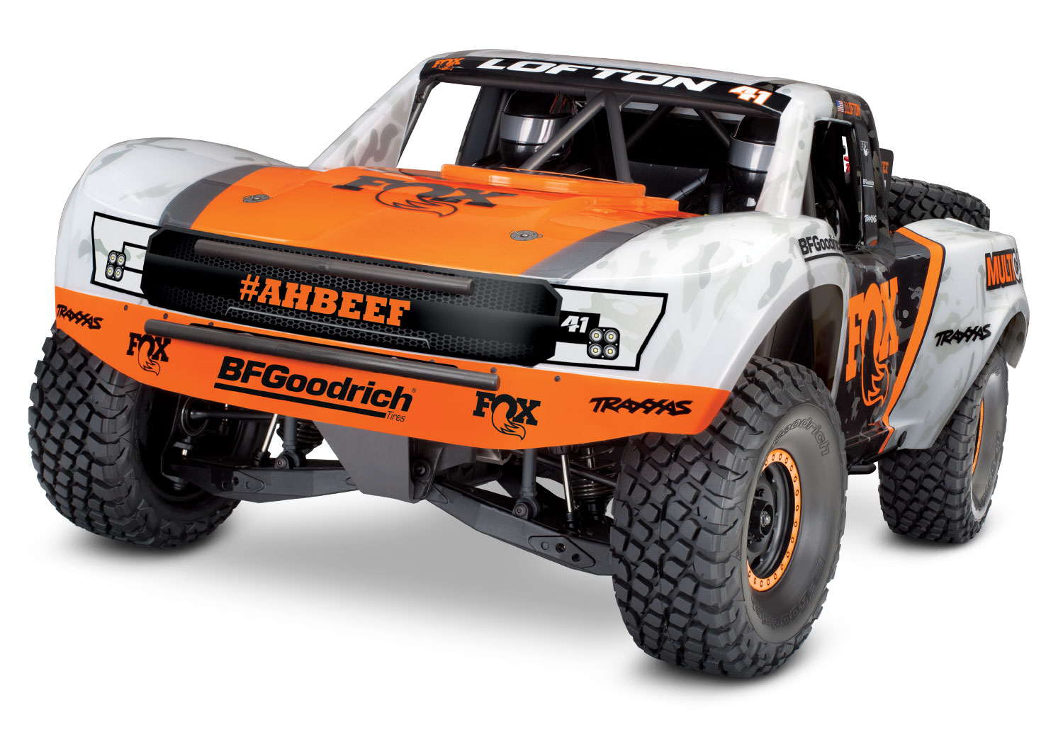 Traxxas Unlimited Desert Racer UDR 4WD TSM (TQi/No Batt or Chg) COMING SOON PRE ORDER