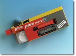UHU PLUS Acrylit
