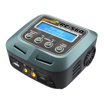 Overlander RC-S60 AC 60W Balance Charger / Discharger