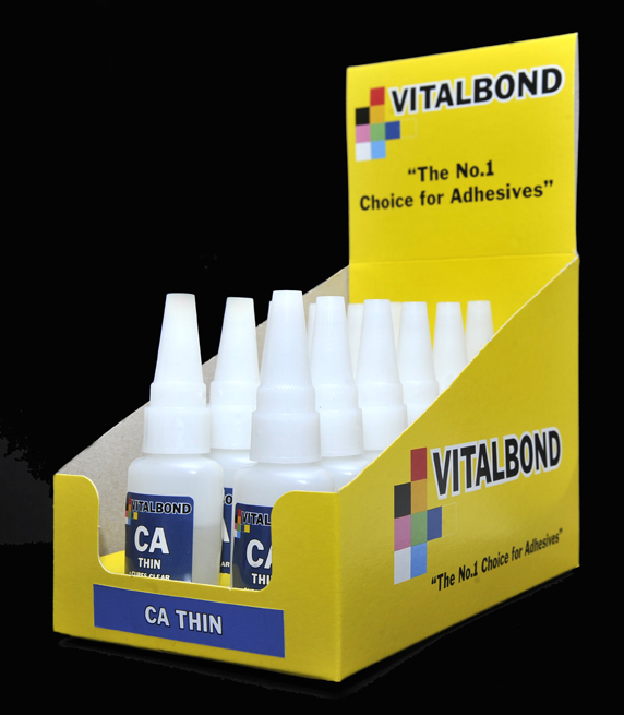 Vitalbond Super glue - Thin 20g Bottle