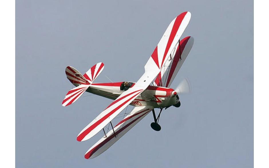 Precedent Stampe Biplane Kit PR105