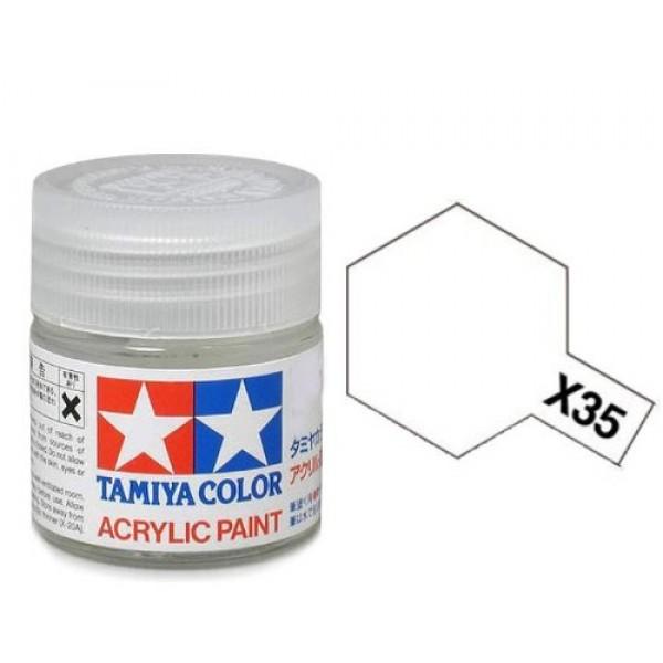 Tamiya X-35 Semi Gloss Clear