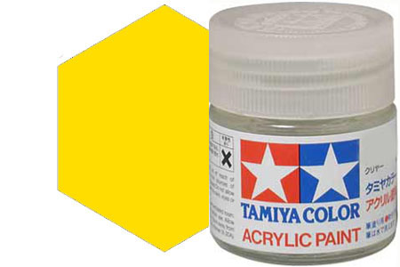 Tamiya XF-3 Flat Yellow