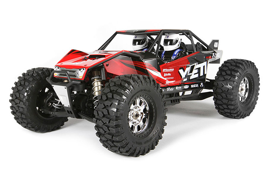 Axial Yeti XL 1/8TH 4WD ARTR Monster Buggy