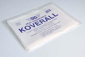 SIG Koverall 67x52 Inch White